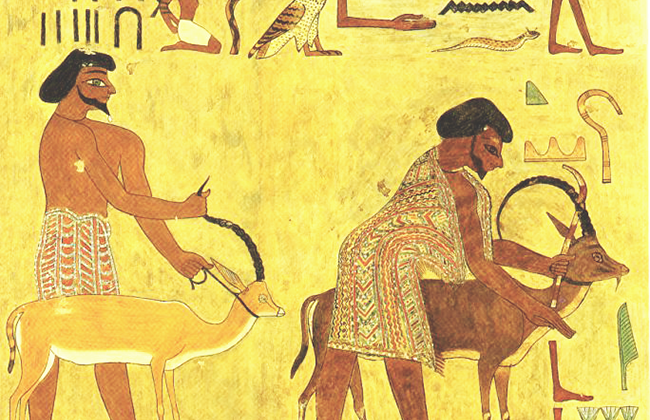 The Exodus: Learning to sing in tune with history